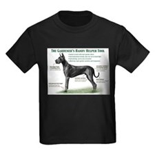 Gardener's Helper (Black) T