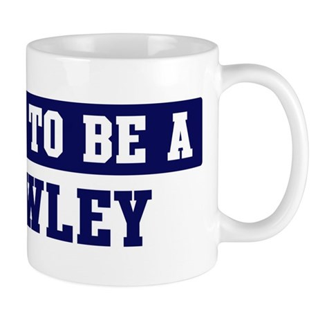 Proud to be Crowley Mug