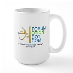 Forumotion Cup tea Large Mug