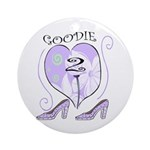 Goodie Two Shoes Keepsake (Round)