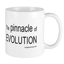 Evil Genius fish Mug