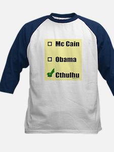 McCain, Obama, Cthulhu Tee
