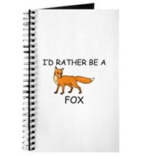 I'd Rather Be A Fox Journal