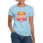 Evil League Of Bad Guys Women's Light T-Shirt