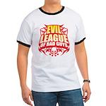 Evil League Of Bad Guys Ringer T