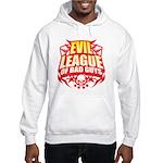 Evil League Of Bad Guys Hooded Sweatshirt