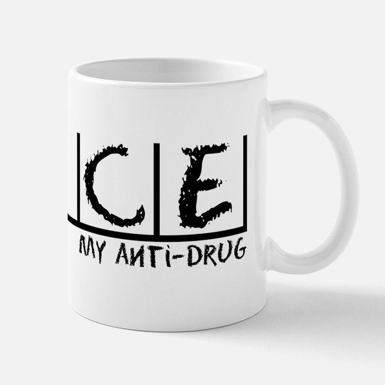 Juice Anti-Drug Mug