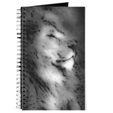 Charcoal Lion Journal