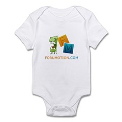 Monster FM Infant Bodysuit