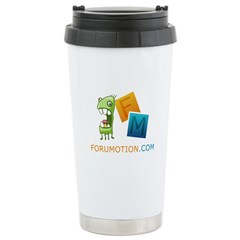 Monster FM Travel Mug