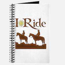 I Ride Journal
