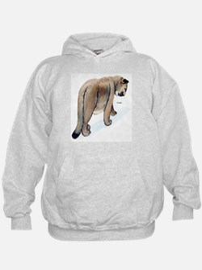 Cougar (Front) Hoodie