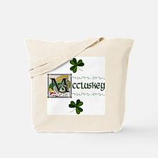 McCluskey Celtic Dragon Tote Bag