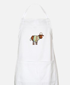 woolly sweater BBQ Apron