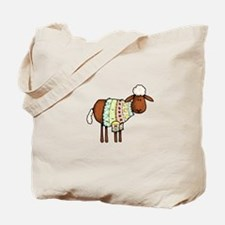 woolly sweater Tote Bag
