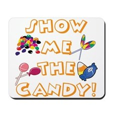 Show the Candy Mousepad