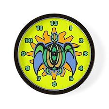 Dawn Turtle Wall Clock