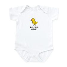 Sturgis Chick Infant Bodysuit