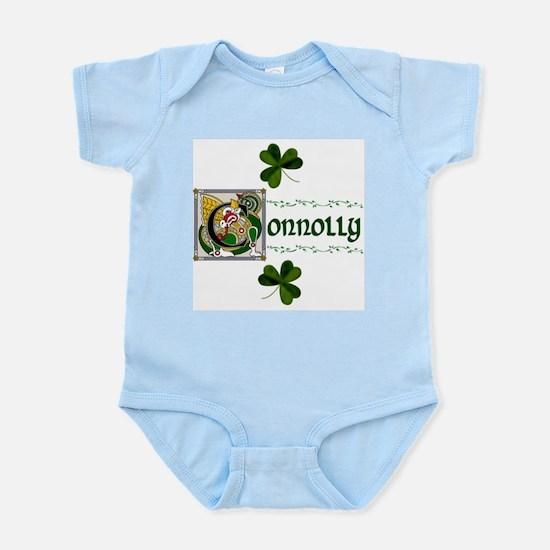 Connolly Celtic Dragon Infant Creeper