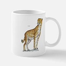 Cheetah Wild Cat Mug