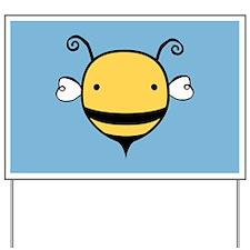 Cute Bee Yard Sign