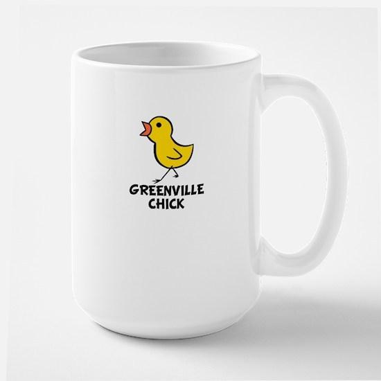 Greenville Chick Large Mug