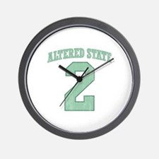 Altered State Wall Clock