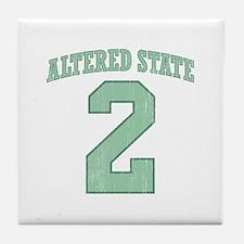 Altered State Tile Coaster