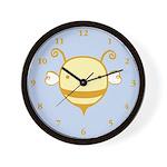 Baby Bee Wall Clock