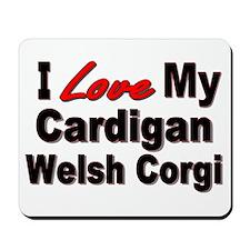 Cardigan Welsh Corgi Mousepad