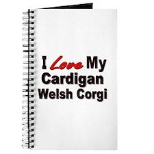 Cardigan Welsh Corgi Journal