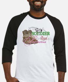 It Takes A Soldier Baseball Jersey