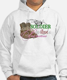 It Takes A Soldier Hoodie