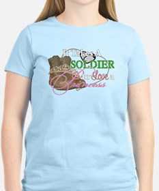 It Takes A Soldier T-Shirt