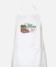 It Takes A Soldier BBQ Apron