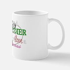 It Takes A Soldier Mug