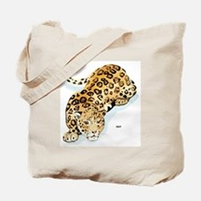 Jaguar Wild Cat Tote Bag