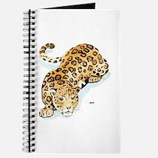 Jaguar Wild Cat Journal