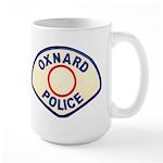 Oxnard Police Large Mug