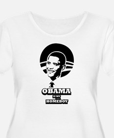 Filmmakers for Obama T-Shirt