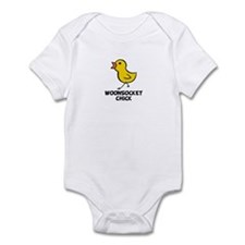 Woonsocket Chick Infant Bodysuit