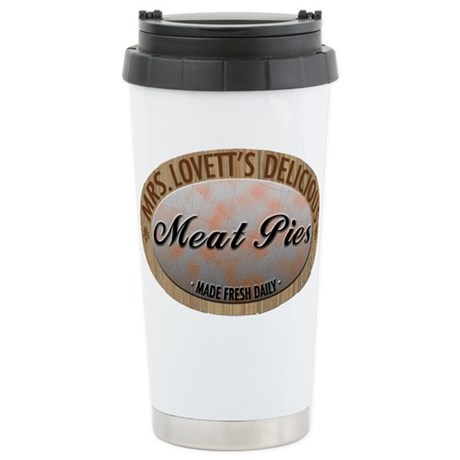 Mrs. Lovett's Famous Meat Pie Stainless Steel Trav