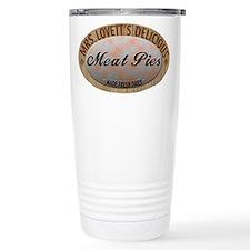 Mrs. Lovett's Famous Meat Pie Travel Mug