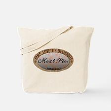 Mrs. Lovett's Famous Meat Pie Tote Bag
