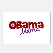 Obama Mama (new) Postcards (Package of 8)