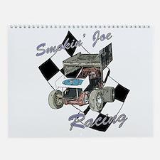 96 Smokin' Joe Racing Wall Calendar