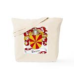 Garnier Family Crest Tote Bag
