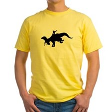 Black Rodeo Triceratops T