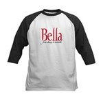 Bella from clumsy to invincib Kids Baseball Jersey