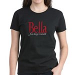 Bella from clumsy to invincib Women's Dark T-Shirt